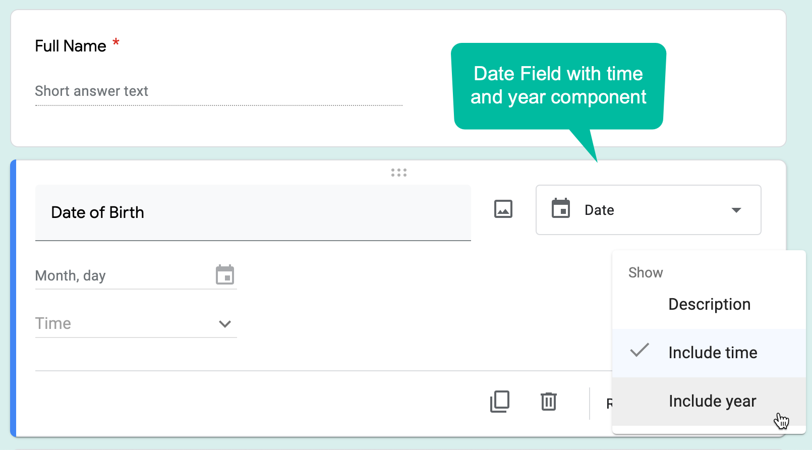 How To Change The Date And Time Format In Google Form Emails Digital Inspiration